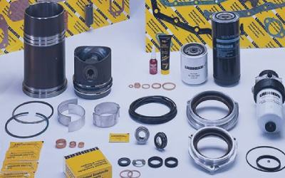 As of now, ICOM is reseller of spare parts, lifting & handling accessories